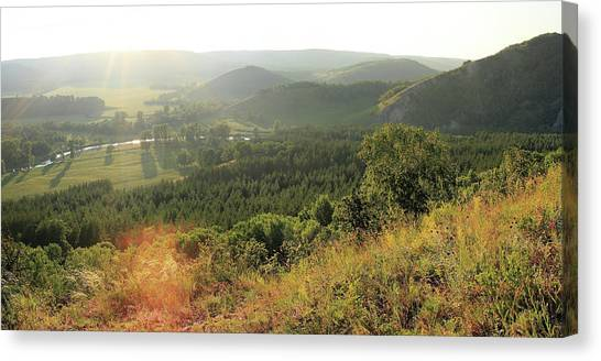 Ural Mountains Canvas Print - Southern Urals by Andrey Suvorov