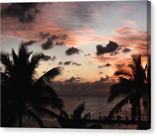 Southernmost Paradise Canvas Print
