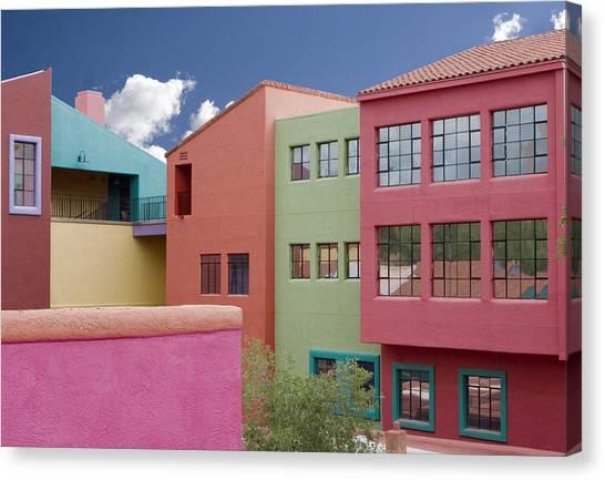 Southwest Colors Canvas Print