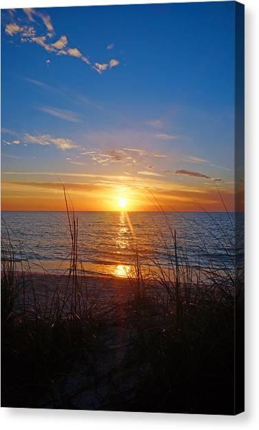 Southwest Florida Sunset Canvas Print