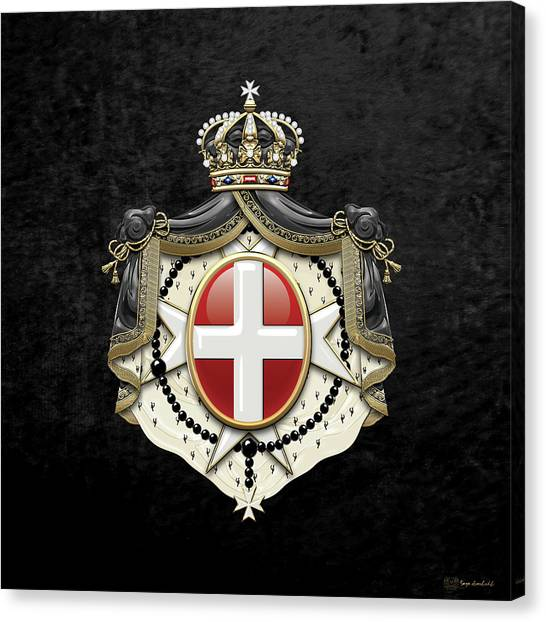 Knights Of Malta Canvas Prints Fine Art America
