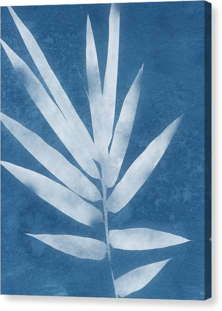 Bamboo Canvas Print - Spa Bamboo 2- Art By Linda Woods by Linda Woods