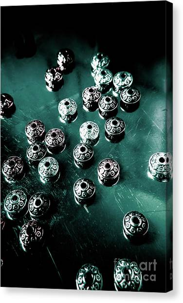 Ufos Canvas Print - Space Craft Connectors by Jorgo Photography - Wall Art Gallery