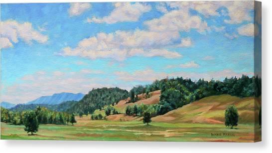 Spacious Skies Canvas Print