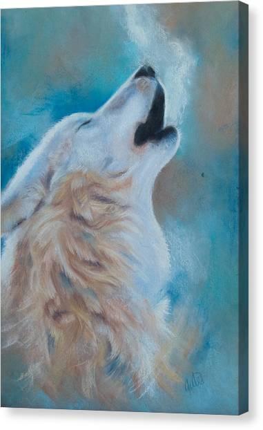 Speak Canvas Print by Joanna Gates
