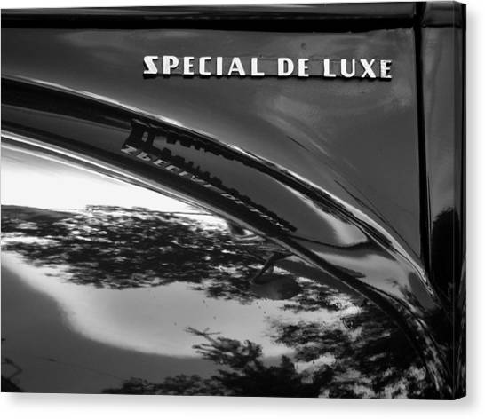 Special Deluxe Canvas Print
