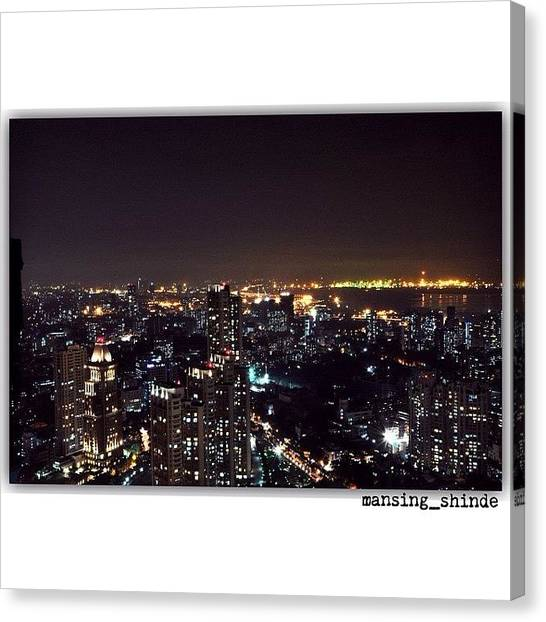 Trucks Canvas Print - Specks Of Light  #oneavighnapark by Indian Truck Driver