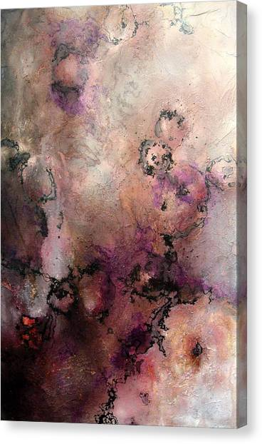 Spill  Canvas Print by Lizzie Johnson