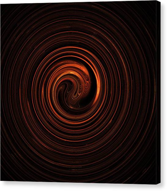 Spin Cycle 03 Canvas Print