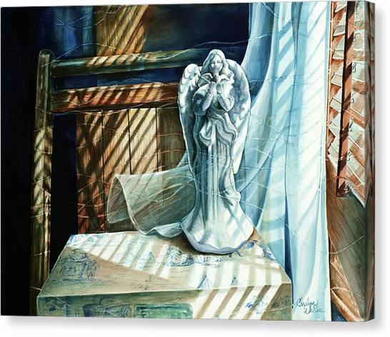 Spirit Breeze Canvas Print