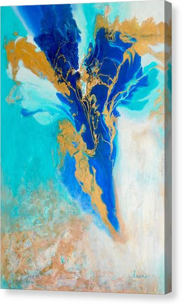 Spirit Dancer Canvas Print