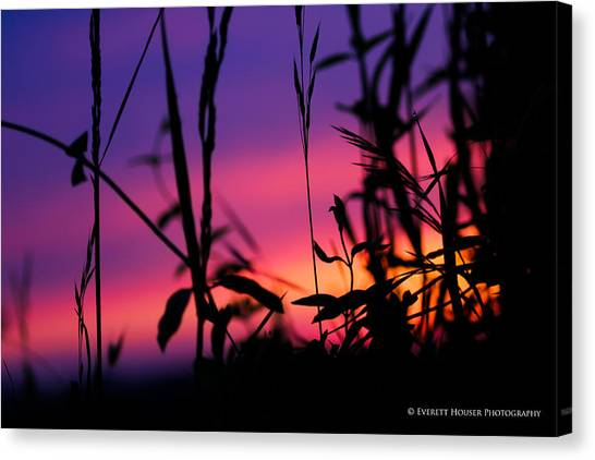 Spirit Of The Morning Canvas Print