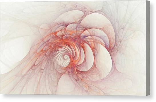 Spirit Of The Seashell Canvas Print