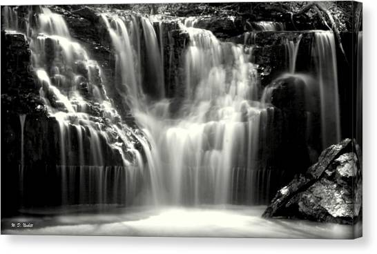 Spirit Of Water Canvas Print