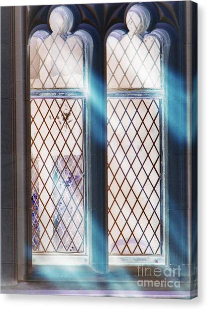 Spirit Window Canvas Print