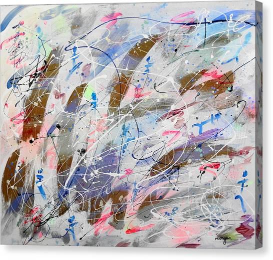 Spirits Dancing Canvas Print