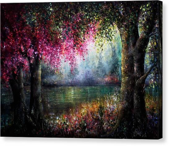 Splendour Canvas Print by Ann Marie Bone