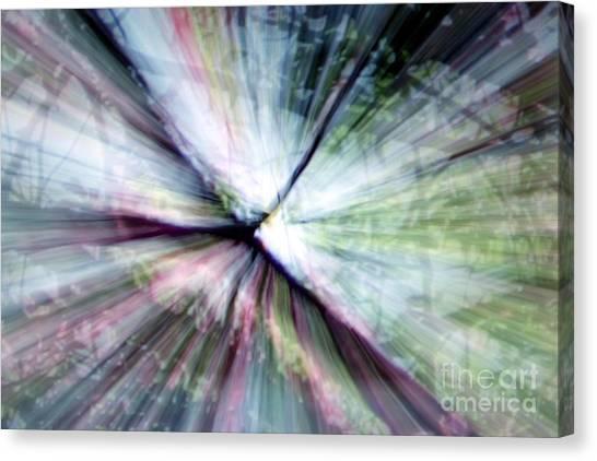 Splintered Light Canvas Print