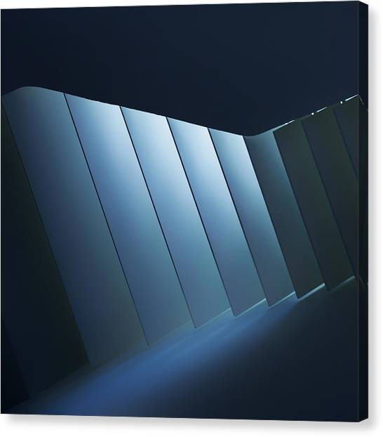 Museums Canvas Print - Splitting The Light by Gerard Jonkman