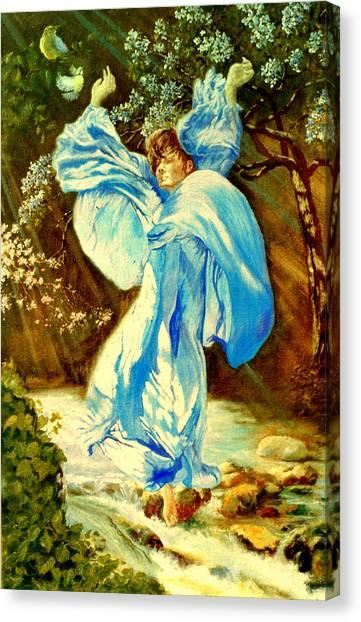 Spring - Awakening Canvas Print