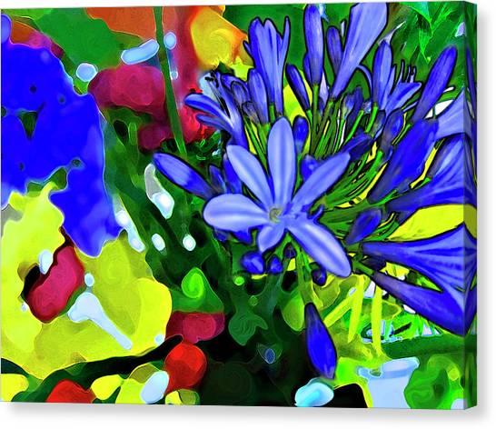 Spring Bouquet Canvas Print