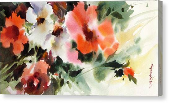 Spring Fling Canvas Print