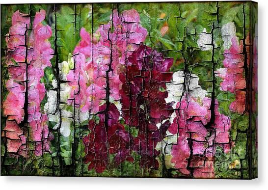 Spring Garden H131716 Canvas Print