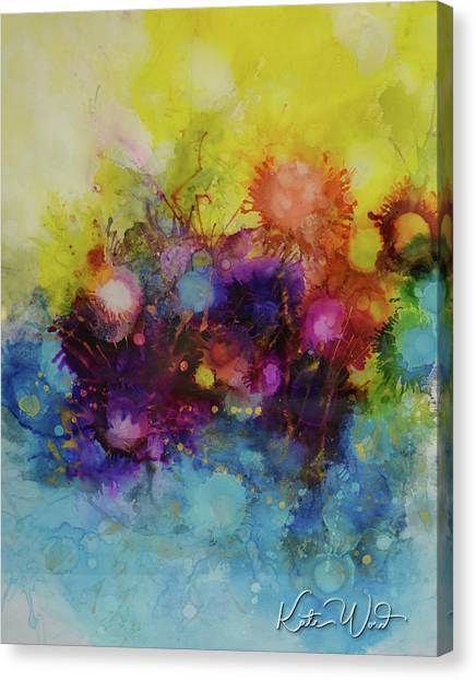 Spring Into Summer Canvas Print