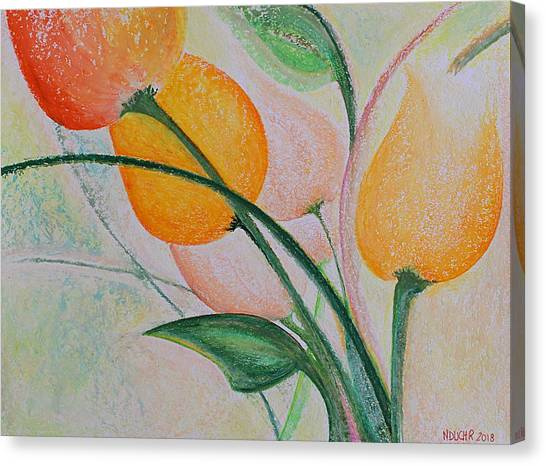 Spring Light Canvas Print