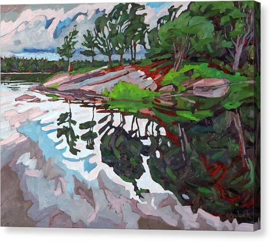 Spring Paradise Canvas Print