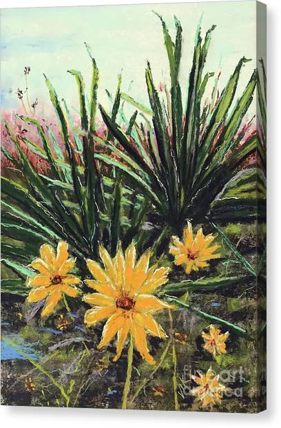 Spring Rising Canvas Print