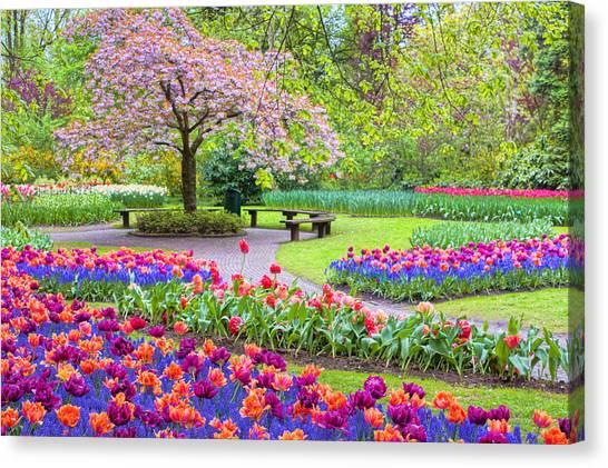 Spring Season Canvas Print