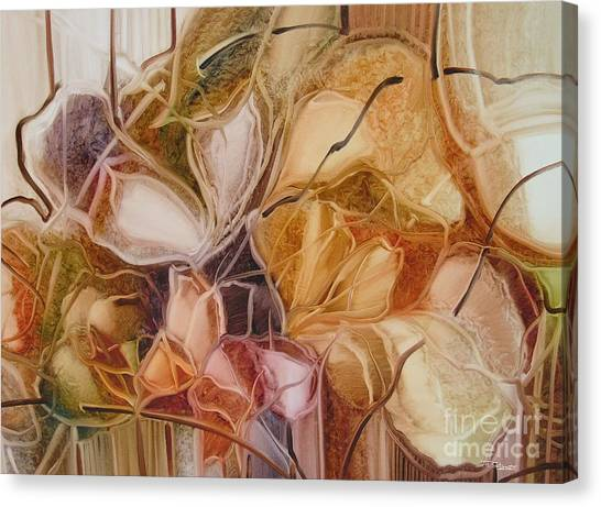 Spring Time 2 Canvas Print by Fatima Stamato