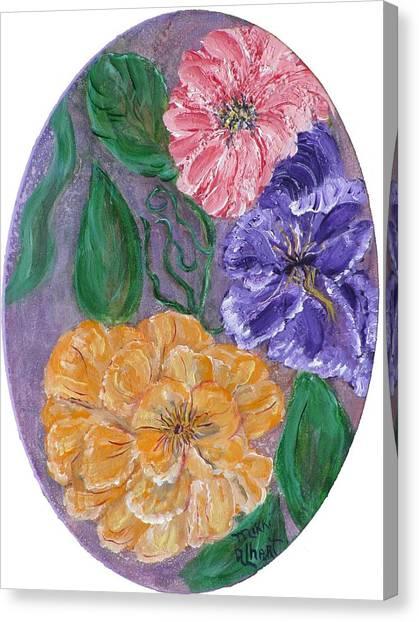Spring Time Canvas Print by Mikki Alhart