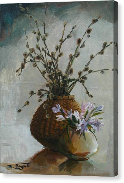 Spring-time Canvas Print
