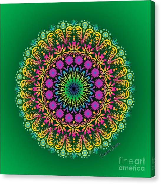 Spring Untitled Canvas Print