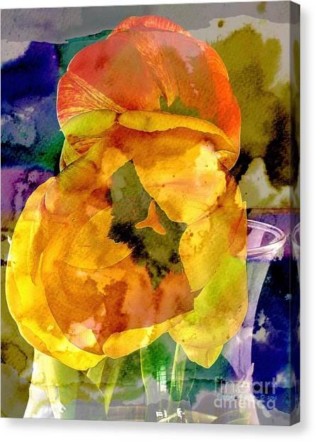 Spring Xx Canvas Print