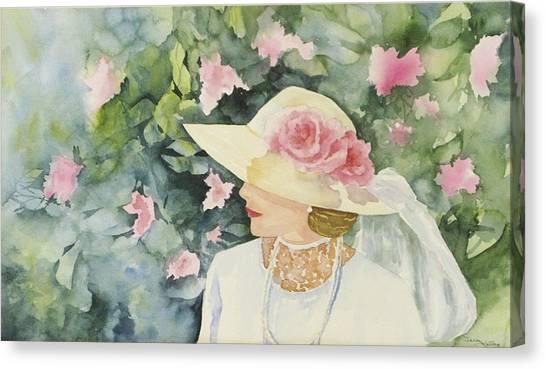 Springtime Canvas Print by Jerry Kelley