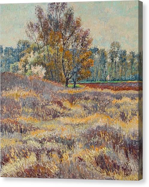 Springtime Canvas Print by Vitali Komarov