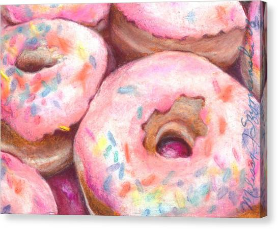 Sprinkles Canvas Print by Melissa J Szymanski