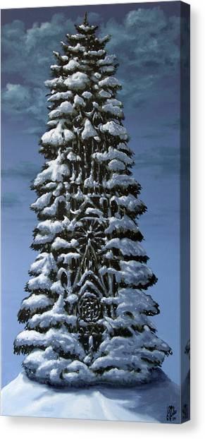 Spruce Canvas Print