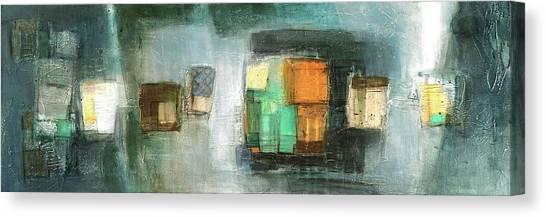 Square91.5 Canvas Print