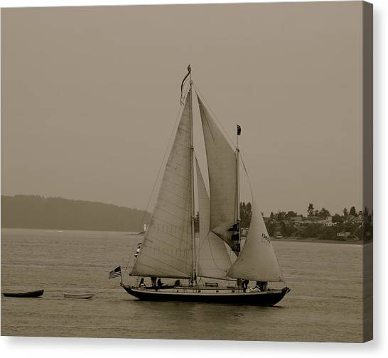 Canvas Print - S.s.s. Rejoice by Sonja Anderson