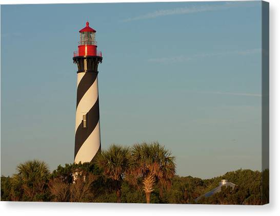 St. Augustine Lighthouse #3 Canvas Print
