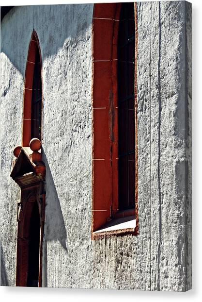 Canvas Print - St Emmeran Church Mainz 2 by Sarah Loft