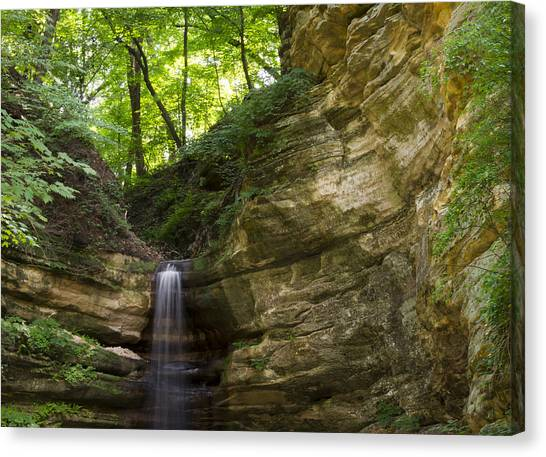St. Louis Canyon Canvas Print