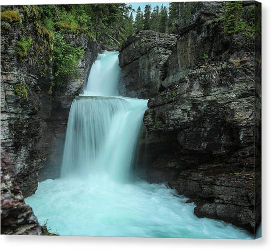 St. Mary Falls Canvas Print