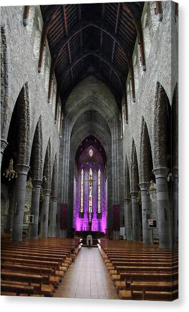 St. Mary's Cathedral, Killarney Ireland 1 Canvas Print
