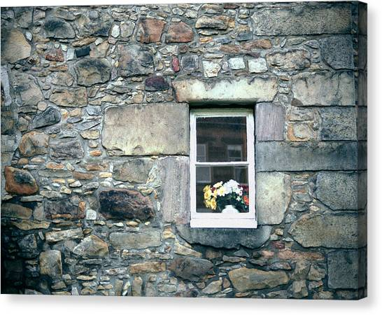 St. Mary's Window Canvas Print