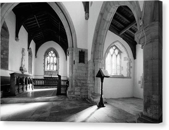 St. Michael's Church Canvas Print